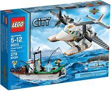 LEGO City Coast Guard Plane (#60015)(Retired 2013)(Very Rare)