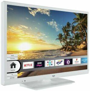 Bush 24 inch HD Ready LED Smart TV white