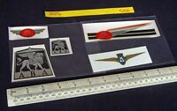 *1950s Vintage Flying Model Club Decals (No Kits) Unused Very Fine  (C306)