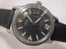Vintage large antique DIVE DIVER DIVING ORVIN AUTOMATIC mens watch