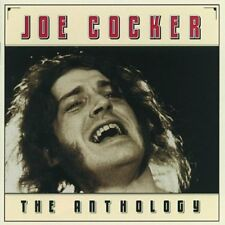 JOE COCKER THE ANTHOLOGY CD NEW DOUBLE