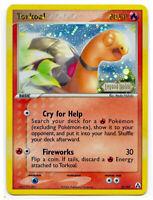 Torkoal 27/92 Reverse Holo Rare EX Legend Maker Stamped Pokemon Card NM+