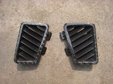 BMW E60, E60 M5 Carbon fiber Defroster Vents from NVD