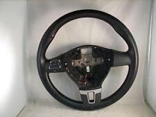 11-14 OEM VW Volkswagen JETTA MK6 Leather Steering Wheel 5C0 419 091M