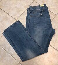 G-Star Raw Jeans 3301 Hadron Stretch Denim Men 36 32 Medium Aged Wash NWT $150