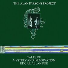 THE ALAN PARSONS PROJECT - TALES OF MYSTERY AND IMAGINATION  CD NEU