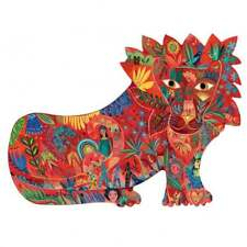 Djeco Puzzle Art 150pc Lion