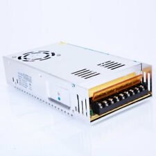 12V/40A/500W Switching Power Supply S-500-12 Metal Silver-Switching Power Supply