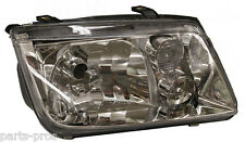 New Replacement Headlight RH / FOR 2000-01 & EARLY 2002 JETTA W/O FOG LIGHTS