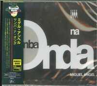 MIGUEL ANGEL-SAMBA NA ONDA-JAPAN CD Ltd/Ed B57