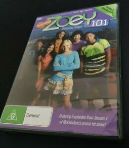 RARE OOP - Nickelodeon - Zoey 101 Season One Volume 3 - DVD - All Regions