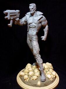 TERMINATOR SIMON BISLEY COMIC VER. 1/6 scale resin model kit statue unpainted