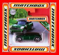 MATCHBOX 2019  ´11 MINI COUNTRYMAN    1/100   NEU&OVP