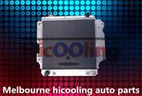 3 core aluminum radiator for Jeep Wrangler YJ TJ LJ RHD 2.4L-4.2L 1987-2006 Auto