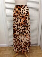 Lularoe Cheetah Leopard Maxi Skirt, Unicorn! Size XL, NWT