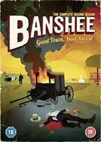 Banshee - Season 2 [DVD] [2015] [DVD][Region 2]