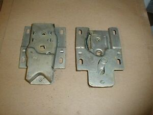 NOS MOPAR 1949 DECK LID TRUNK LOCK LATCH ASSY DODGE DESOTO CHRYSLER