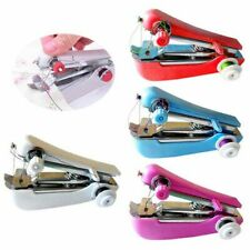 Mini Portable Hand-Held Sewing Machine Clothes Fabric Portable Pocket Diy Tool