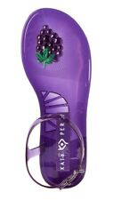 Katy Perry The Geli Purple Grape Scented Sandals Jellies Jelly Shoes Women 8