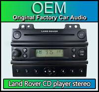 Land Rover Freelander CD player radio car stereo , Landrover 4CFF18C838AB