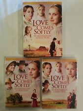 Love Comes Softly (DVD, 2012, 10-Disc Set) TESTED COMPLETE RARE FREE S/H