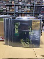 Living Colour LP Stain Translucent Red Vinyl 2020