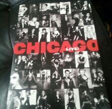 Chicago Live Souvenir Program Gregory Harrison 2003