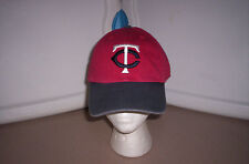 MLB MINNESOTA TWINS COOPERSTOWN COLLECTION (TC) FITTED HAT (SMALL)