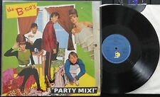 The B-52's - Party Mix (203 742-270) German LP, island 1981