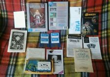 Ultima VI Limited Signed Edition 3.5 Complete 6 Lord British 1990