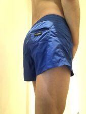 🔴 DIESEL MENS BLUE SWIM SWIMMING SHORTS VGC UK SIZE S