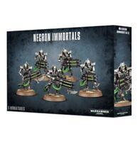 Warhammer 40K Necron Immortals or Deathmarks 5 Necrons