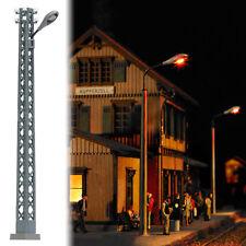 Busch 4131 gittermast-lampe ( Lbl ) H0