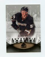 10/11 SP GAME-USED SPGU ROOKIE RC #189 CAM FOWLER 503/699 DUCKS *57643