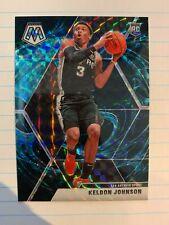 Keldon Johnson Rookie Mosaic Genesis and Fast Break Lot PSA 10 Poterntial!!!