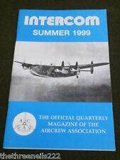 AIRCREW ASSOCIATION - INTERCOM - SUMMER 1999