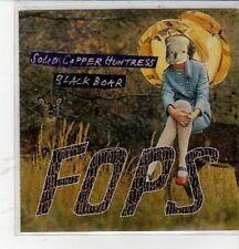(CZ130) Fops, Solid Copper Huntress / Black Boar - 2010 DJ CD
