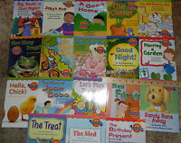 18 Books Reading Leveled Readers Language Support 1st Grade Level 1 Paperback