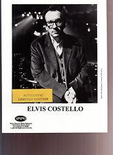 elvis costello limited edition press kit