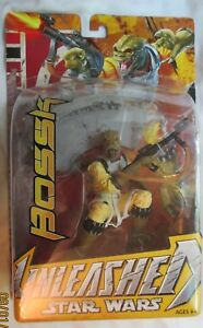 Star Wars Unleashed 2005 Bossk, NEW.UNOPENED