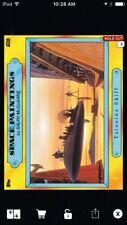 Topps Star Wars Digital Card Trader Gold Space Paintings Tatooine Skiff Insert