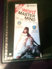 Word Master Mind Game, By Invicta Board Games, 1975 Vintage Game