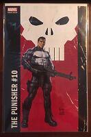 The Punisher issue #10 Jusko Variant NM Marvel Now Becky Cloonan Matt Horak