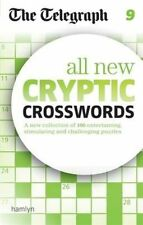 The Telegraph: All New Cryptic Crosswords 9 by The Telegraph Media Group (Paperback, 2016)