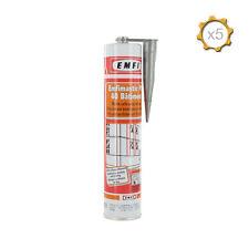 Mastic polyuréthane gris EMFI PU 40 bâtiment 310ml x 5