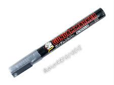 Mr.Hobby Gunze Gundam Marker Pen Painter GM05 Silver Metallic Paint Color Bandai