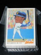 LOT OF 50 1991 SCORE ALL STAR KEN GRIFFEY JR CARDS #396