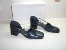 Leather Casual Flats Vintage Shoes for Women