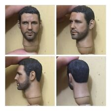 """Gladiator Russell Ira Crowe 1/6 Scale Male Head HeadSculpt For 12"""" Figure Doll"""