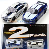 AFX Mega G+ Stocker Twin Pack HO Scale Slot Car MegaG+ 21026 MG+ Nascar